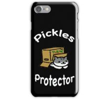 Pickles Protector iPhone Case/Skin