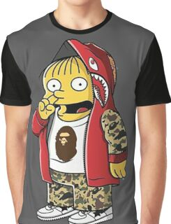 Bape The Simpsons Graphic T-Shirt