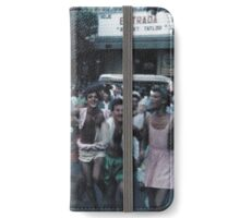 1950s Rio — Carnival 1 iPhone Wallet/Case/Skin