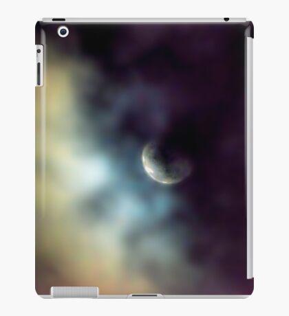 Shy Moon iPad Case/Skin