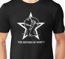 Sisters of Mercy Band Goth Post Punk Unisex T-Shirt
