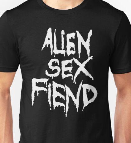 Alien Sex Fiend band industrial goth post-punk band Unisex T-Shirt