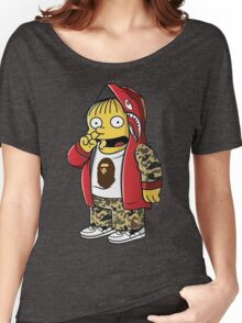 Bape The Simpsons Women's Relaxed Fit T-Shirt