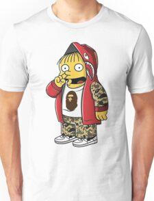 Bape The Simpsons Unisex T-Shirt