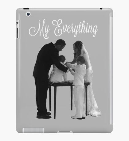 My Whole World iPad Case/Skin