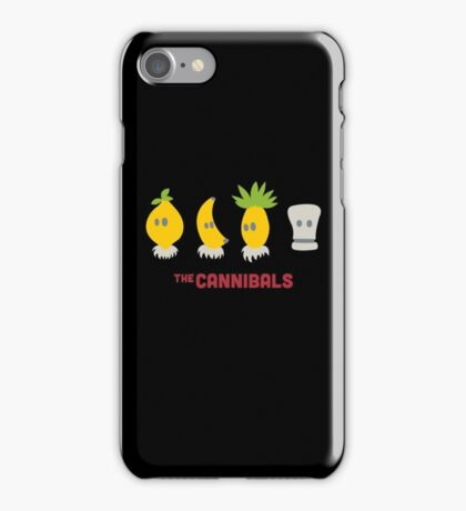 The Cannibals iPhone Case/Skin