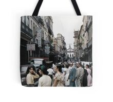 1950s Rio — People Tote Bag