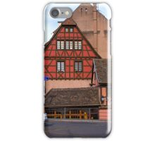 Strasbourg, Ponts Couverts Street, France iPhone Case/Skin