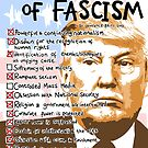 Trump & the 14 Warning Signs of Fascism. by lauriepink