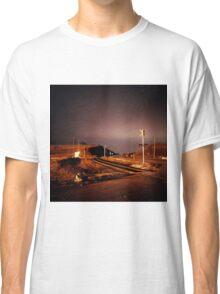 Train Crossing Classic T-Shirt