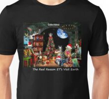 Christmas at the Kleegs Unisex T-Shirt