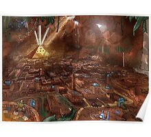 Scorpion Valley, Land of the Banished Poster