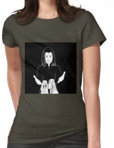 'It's not fair'- Willow and Tara Womens Fitted T-Shirt