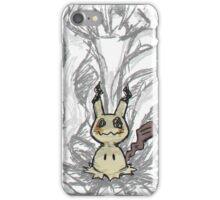 Mimikyu!! iPhone Case/Skin