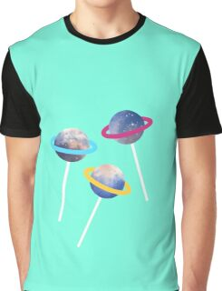 lollipop lost in space Graphic T-Shirt