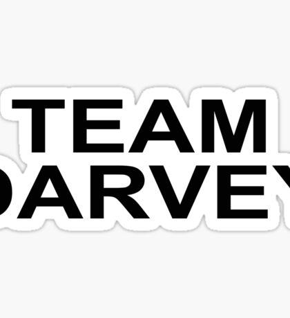 SUITS SEASON 6 - TEAM DARVEY Sticker