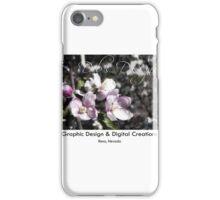 Deb's Designs iPhone Case/Skin