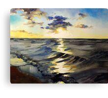 The Baltic Sea Canvas Print