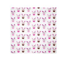 Funny singing easter bunnies for your party Scarf