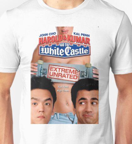 Harold and kumar go to whitecastle Unisex T-Shirt