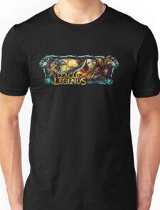 League of legends Sticker and shirt Unisex T-Shirt