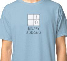Binary sudoku Classic T-Shirt