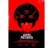 Super Metroid Photographic Print