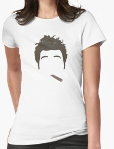 Cosmo Kramer Silo - Cigar - Seinfeld Womens Fitted T-Shirt