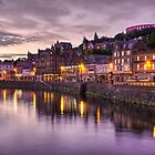Oban Dusk  by Rob Hawkins
