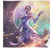 Elementalist Lux Poster