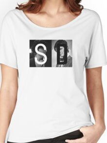SD : Sherlock and Doctor Who Women's Relaxed Fit T-Shirt