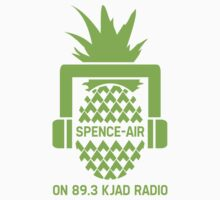 """Spence-Air"" Psych Radio Show w/ Shawn Spencer by BenFraternale"