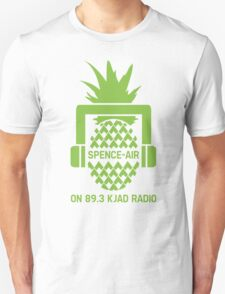 """""""Spence-Air"""" Psych Radio Show w/ Shawn Spencer T-Shirt"""
