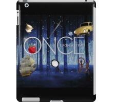 ONCE UPON A TIME new! iPad Case/Skin