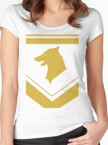 Strength of the Pack Women's Fitted Scoop T-Shirt