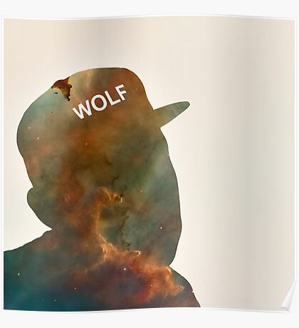Tyler the Creator - Wolf Poster