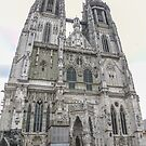 The Regensburg Cathedral - Dom St. Peter by DPalmer