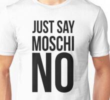 MOSCHINO - I JUST SAY MOSCHINO Unisex T-Shirt