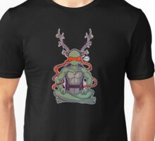 TMNT Reindeer Mikey Unisex T-Shirt