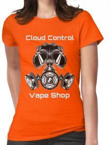 vape Womens Fitted T-Shirt