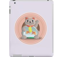 Catfish Fortune iPad Case/Skin
