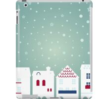 New in shop : Enjoy touch of white Christmas iPad Case/Skin