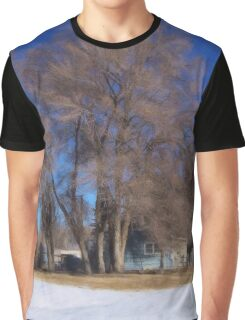 Winter Emerging Graphic T-Shirt