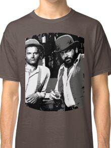 Terence Hill & Bud Spencer - Italian actors Classic T-Shirt