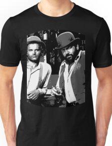 Terence Hill & Bud Spencer - Italian actors Unisex T-Shirt