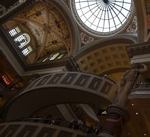 Gone Shopping - Forum Shops at Caesars Palace, Las Vegas by Georgia Mizuleva