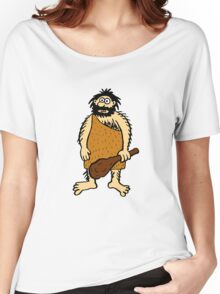 Cave Man Women's Relaxed Fit T-Shirt
