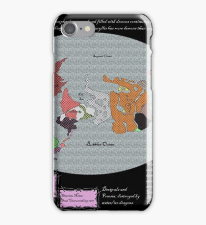 The Trainstation: A world of magic iPhone Case/Skin