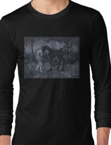 The Thestral Long Sleeve T-Shirt