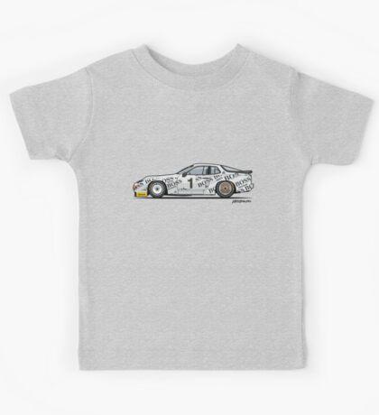 P 924 Carrera GTP/GTR Le Mans Kids Tee